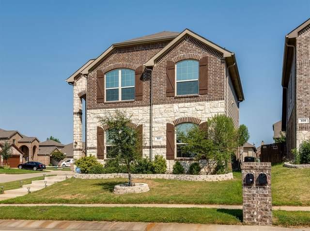 501 Big Horn Road, Aubrey, TX 76227 (MLS #14653757) :: Wood Real Estate Group
