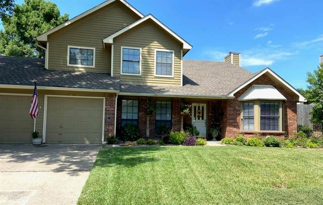 2708 Harmon Drive, Grapevine, TX 76051 (MLS #14653761) :: All Cities USA Realty