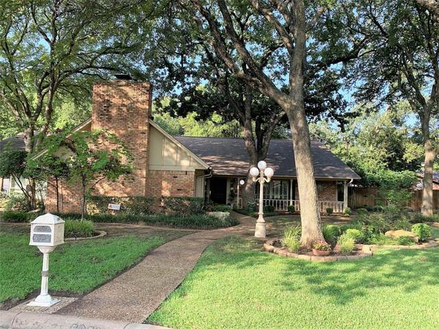 5850 Woodrill Court, Fort Worth, TX 76112 (MLS #14653837) :: Robbins Real Estate Group