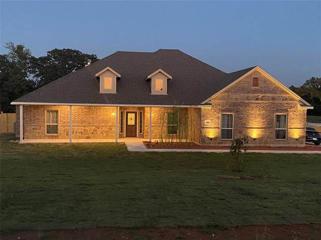 104 Cottongame Drive, Weatherford, TX 76088 (MLS #14653854) :: Maegan Brest | Keller Williams Realty