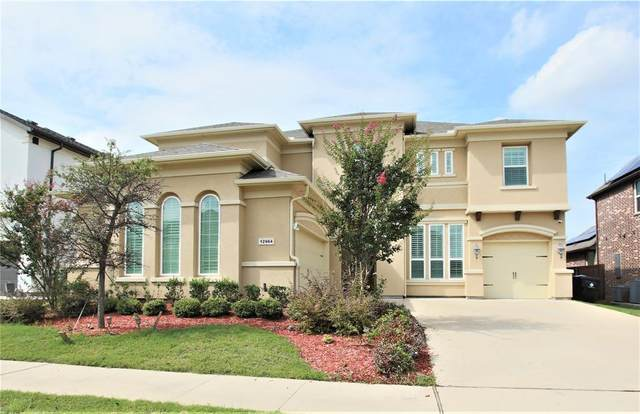 12964 Twelve Oaks Avenue, Frisco, TX 75035 (MLS #14654041) :: Real Estate By Design