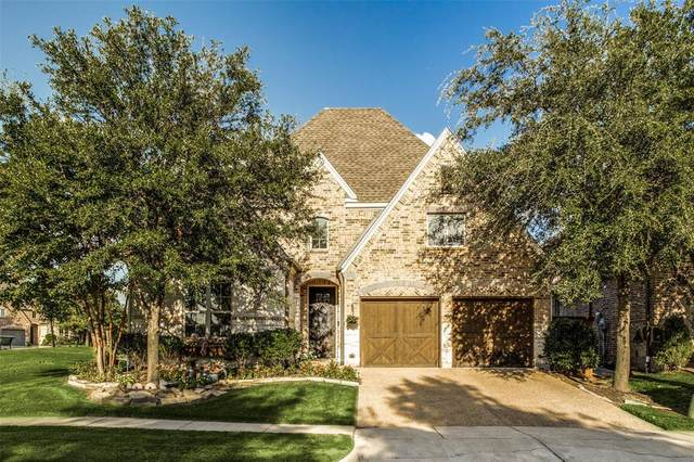 8037 Little Mill, The Colony, TX 75056 (MLS #14654286) :: Craig Properties Group