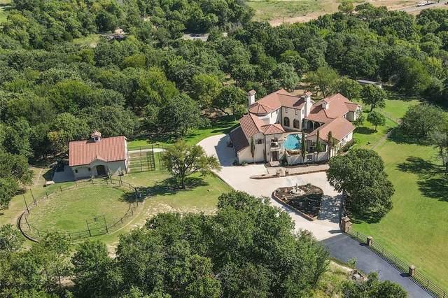 173 Scenic Ridge Drive, Weatherford, TX 76087 (MLS #14654944) :: Robbins Real Estate Group