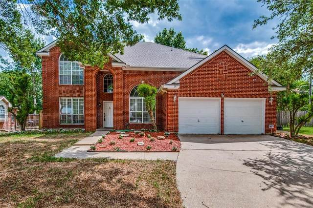 205 Devonshire Drive, Grand Prairie, TX 75052 (MLS #14655107) :: The Chad Smith Team