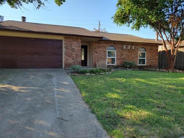 154 W Way Circle, Allen, TX 75002 (MLS #14655131) :: Craig Properties Group
