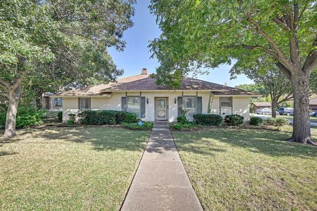 1014 Egyptian Way, Grand Prairie, TX 75050 (MLS #14655191) :: Real Estate By Design