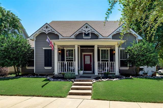 10104 Lakeview Drive, Providence Village, TX 76227 (MLS #14655328) :: Craig Properties Group