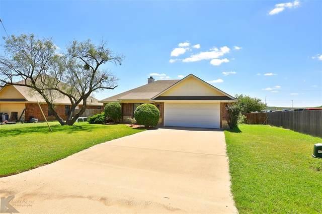 1601 Highland Street, Baird, TX 79504 (MLS #14655376) :: The Russell-Rose Team