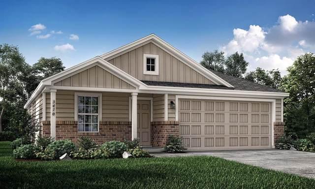 1208 Wildflower Street, Ennis, TX 75119 (MLS #14655682) :: Real Estate By Design