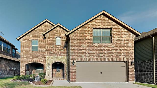 8348 Blue Periwinkle Lane, Fort Worth, TX 76123 (MLS #14655833) :: The Juli Black Team
