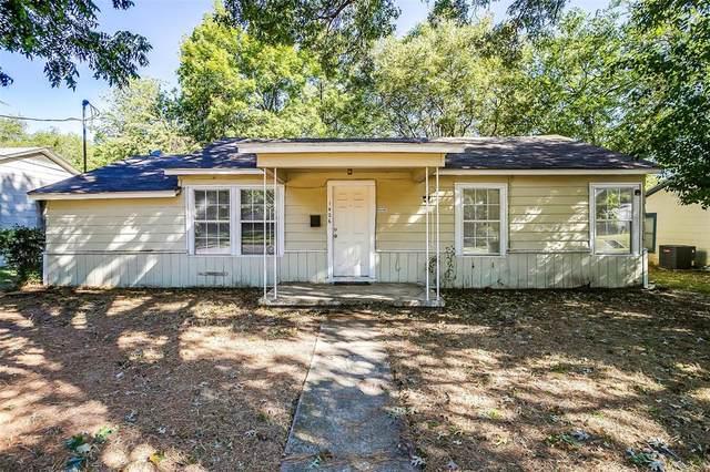 1424 Panhandle Street, Denton, TX 76201 (MLS #14655905) :: Jones-Papadopoulos & Co