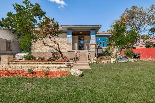 1307 Cedar Oaks Boulevard, Dallas, TX 75216 (MLS #14656125) :: Real Estate By Design