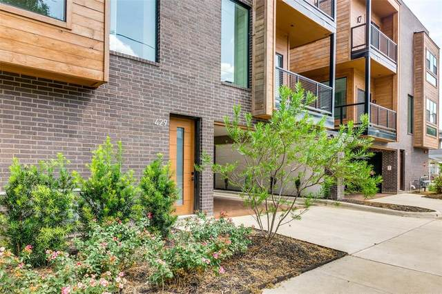 425 W 9th Street #101, Dallas, TX 75208 (#14656163) :: Homes By Lainie Real Estate Group