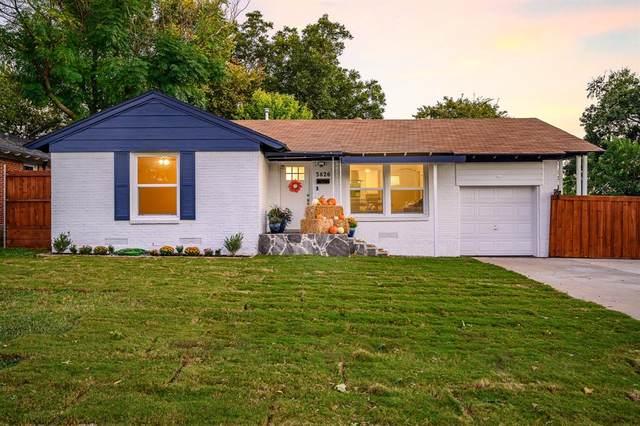 3826 Lenel Drive, Dallas, TX 75220 (MLS #14656331) :: Robbins Real Estate Group