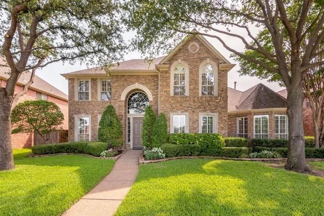 222 Flagstone Lane, Coppell, TX 75019 (MLS #14656677) :: Team Hodnett