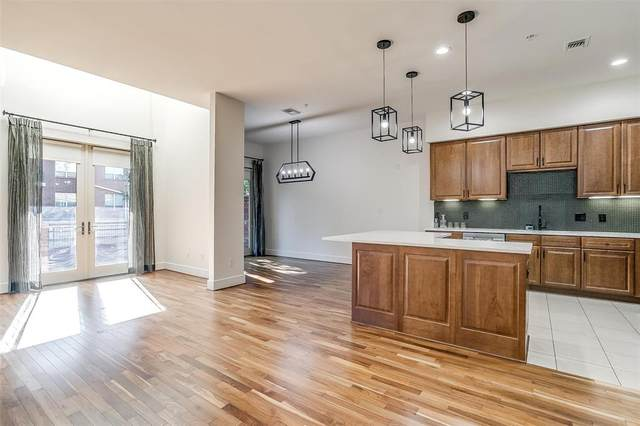 3300 W 7th Street #206, Fort Worth, TX 76107 (MLS #14656761) :: All Cities USA Realty