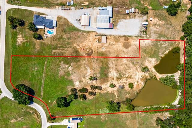 170 County Road 4678, Boyd, TX 76023 (MLS #14656965) :: Real Estate By Design