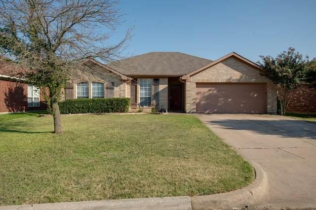 1705 Bertram Drive, Mansfield, TX 76063 (MLS #14657165) :: Real Estate By Design