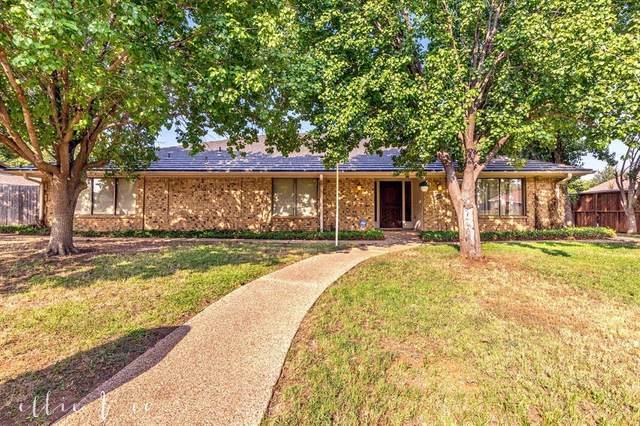 1918 Green Ridge Court, Abilene, TX 79602 (MLS #14657723) :: All Cities USA Realty
