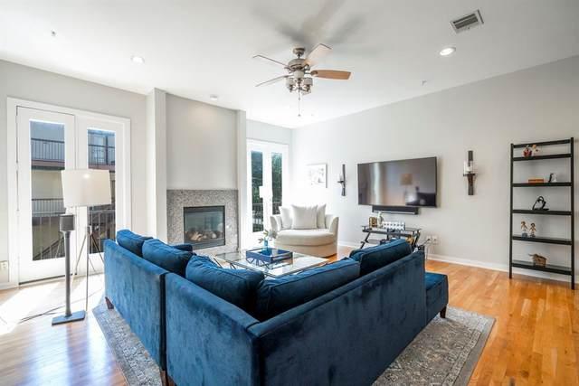 3320 Douglas Avenue D, Dallas, TX 75219 (#14658061) :: Homes By Lainie Real Estate Group