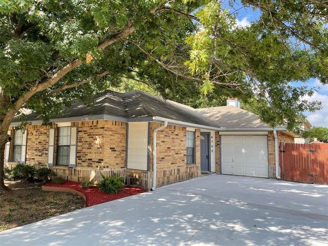 6702 Fire Hill Drive, Fort Worth, TX 76137 (MLS #14658305) :: Russell Realty Group