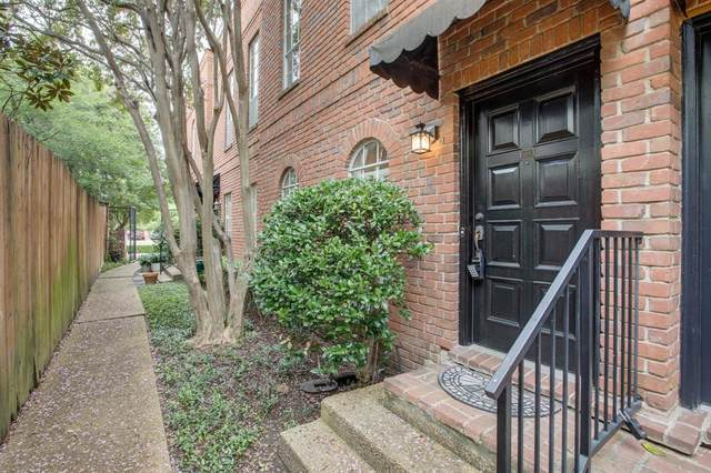 4134 Wycliff Avenue #103, Dallas, TX 75219 (MLS #14658322) :: All Cities USA Realty