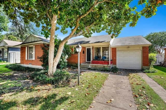 2332 Materhorn Drive, Dallas, TX 75228 (MLS #14658554) :: Frankie Arthur Real Estate