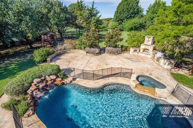 690 Glenwood Circle, Fairview, TX 75069 (MLS #14658750) :: Craig Properties Group