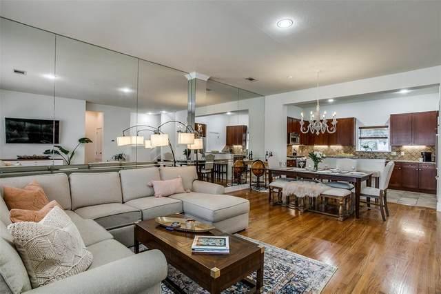 4830 Cedar Springs Road #10, Dallas, TX 75219 (#14658914) :: Homes By Lainie Real Estate Group