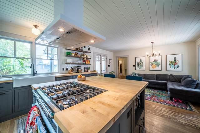 206 S Benge Street, Mckinney, TX 75069 (MLS #14659047) :: Frankie Arthur Real Estate