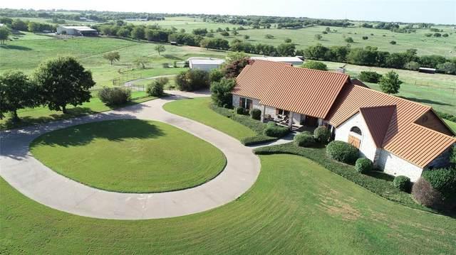 149 Serrano Court, Weatherford, TX 76087 (MLS #14659628) :: Craig Properties Group