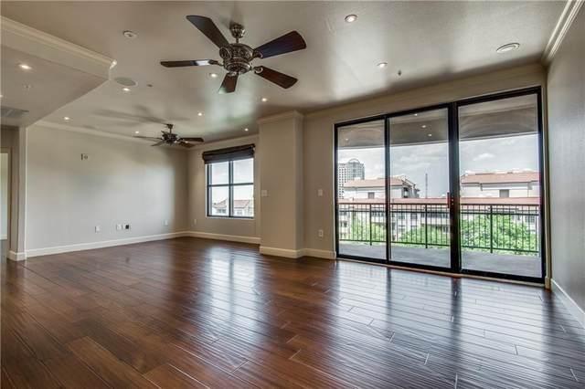 330 Las Colinas Boulevard E #602, Irving, TX 75039 (MLS #14660157) :: Real Estate By Design