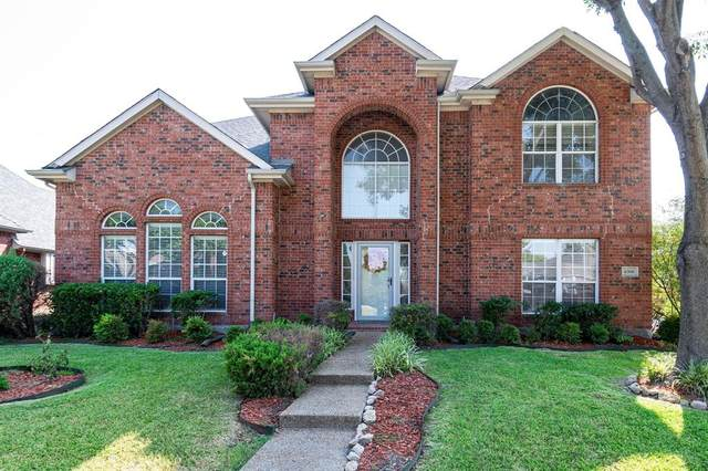6300 Day Spring Drive, The Colony, TX 75056 (MLS #14660167) :: Real Estate By Design