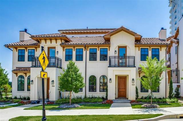 2800 Lakeside Parkway #103, Flower Mound, TX 75022 (#14660624) :: Homes By Lainie Real Estate Group