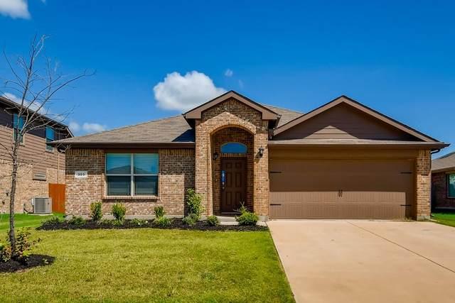 303 Preakness Lane, Ponder, TX 76259 (MLS #14660773) :: Maegan Brest | Keller Williams Realty