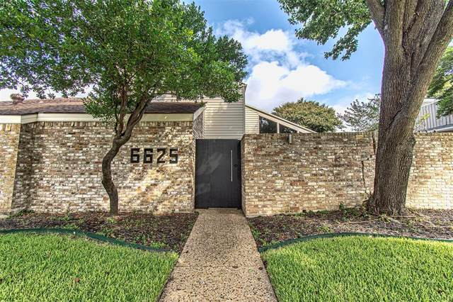 6625 Southpoint Drive, Dallas, TX 75248 (MLS #14661093) :: The Good Home Team