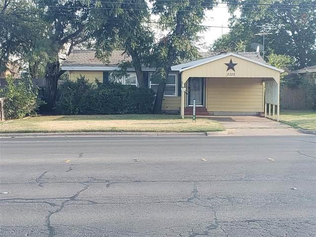 2325 S 27th Street, Abilene, TX 79605 (MLS #14661639) :: Real Estate By Design