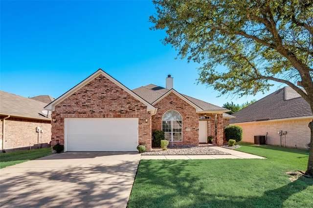 2976 Hideaway Drive, Grand Prairie, TX 75052 (MLS #14661797) :: The Chad Smith Team