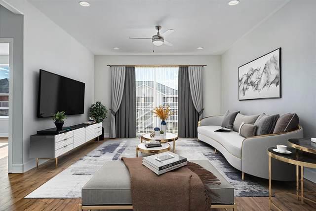1220 W Trinity Mills Road #2011, Carrollton, TX 75006 (MLS #14661844) :: Robbins Real Estate Group