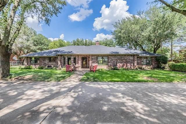 1001 Simmons Drive, Keller, TX 76248 (MLS #14661957) :: Real Estate By Design