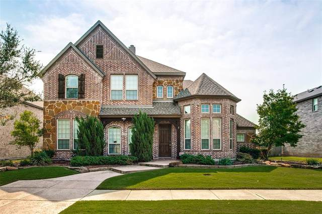 12806 Winding Creek Drive, Frisco, TX 75035 (MLS #14662129) :: Russell Realty Group