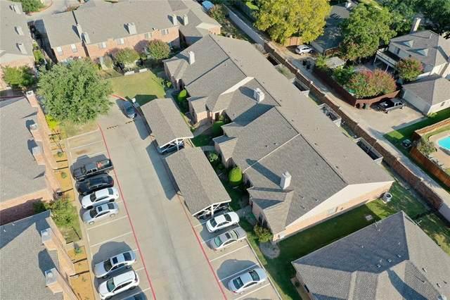 3500 E Park Boulevard #18, Plano, TX 75074 (MLS #14662179) :: KW Commercial Dallas