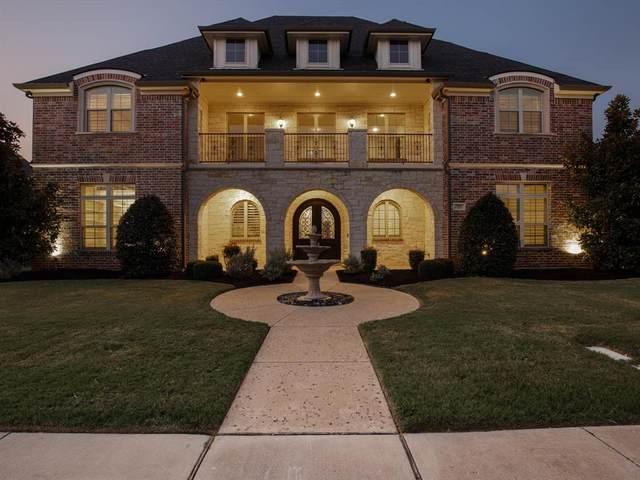 504 Saint Tropez Drive, Southlake, TX 76092 (MLS #14662322) :: Real Estate By Design