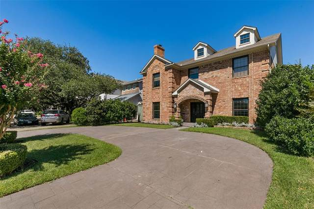 2840 University Boulevard, University Park, TX 75205 (MLS #14662487) :: Real Estate By Design