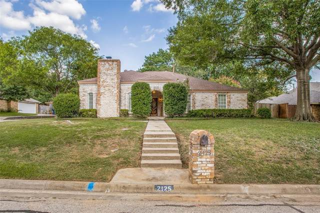 2125 Savannah Trail, Denton, TX 76205 (MLS #14662767) :: Real Estate By Design