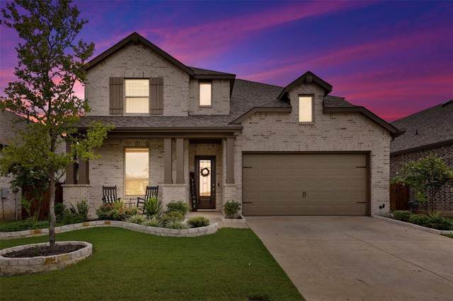 1420 Eclipse Road, Aubrey, TX 76227 (MLS #14663099) :: Russell Realty Group