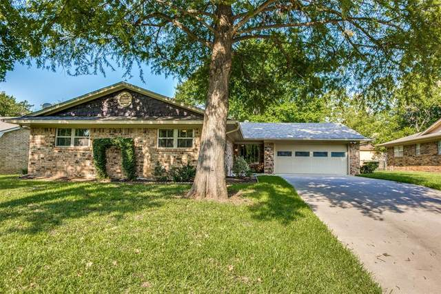 609 Edwards Drive, Denison, TX 75020 (MLS #14663397) :: Real Estate By Design