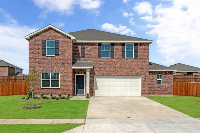 2419 Sagebrush Drive, Glenn Heights, TX 75154 (MLS #14663501) :: The Property Guys