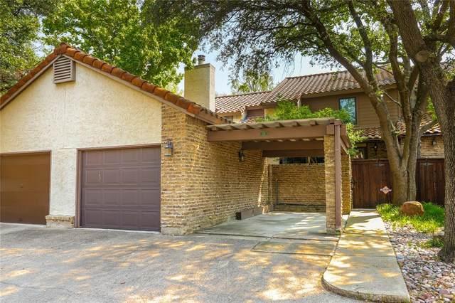 336 Melrose Drive 2B, Richardson, TX 75080 (MLS #14663840) :: The Good Home Team