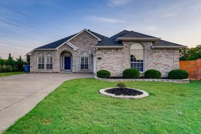 1306 Jennings Court, Coppell, TX 75019 (MLS #14664100) :: Real Estate By Design